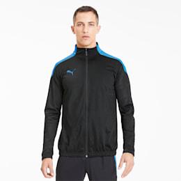 ftblNXT Herren Trainingsjacke, Puma Black-Luminous Blue, small