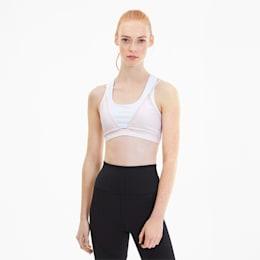 Studio Lace Strappy Damen Sport-BH, Rosewater, small