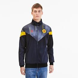 New York Men's Track Jacket, Peacoat-Tempest, small