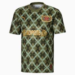 Camisola de futebol de manga curta Moscow para homem