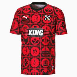 Camiseta de fútbol de manga corta para hombre AMSTERDAM
