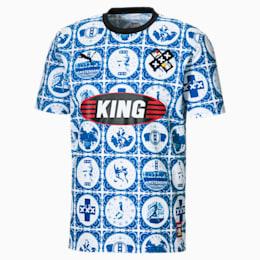 AMSTERDAM Kortærmet Fodboldtrøje til Herrer