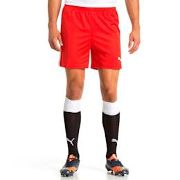 Pitch Shorts, puma red-white, small
