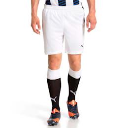 Pitch Shorts, white-black, small