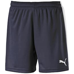 Pitch Shorts, new navy-white, small