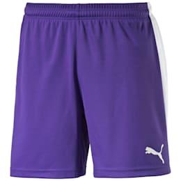 Short de foot, team violet-white, small
