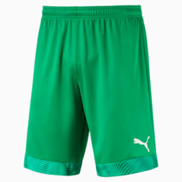 CUP Men's Football Shorts, Bright Green-Prism Violet, small