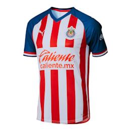 Camiseta promocional de local del Chivas 2019-20 para hombre