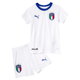 Italia Away Kids' Minikit