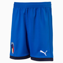 Short Italia pour enfant, Team Power Blue, small
