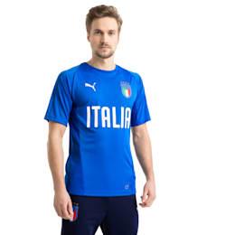 Maillot pour l'entraînement Italia, Team Power Blue-Puma White, small