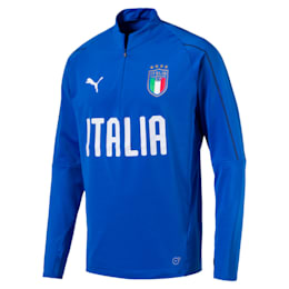 Italia 1/4 Zip Training Top