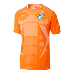 Réplica de camiseta de local de Costa de Marfil