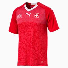 Schweiz Replica Heimtrikot