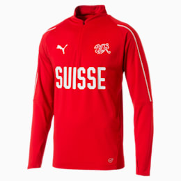Switzerland 1/4 Zip Training Top