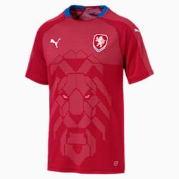 Replika koszulki domowej reprezentacji Czech