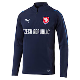 Czech Republic 1/4 Zip Training Top