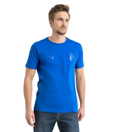 FIGC Men's Tee, Team Power Blue, small