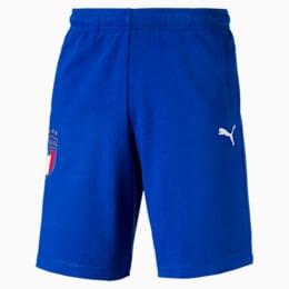 Italienske FIGC-fanwear-bermudashorts