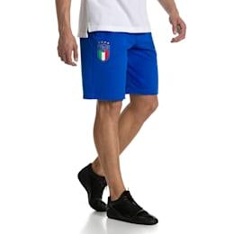 FIGC Italia Herren Bermuda-Shorts, Team Power Blue, small