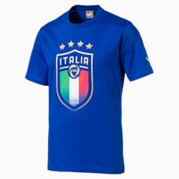 T-shirt com emblema Italia