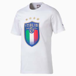 T-Shirt Italia avec emblème