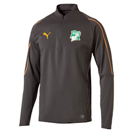 Ivory Coast 1/4 Zip Training Top
