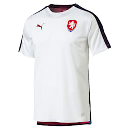 Czech Republic Men's Stadium Jersey
