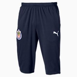 Chivas Men's 3/4 Training Pants, Peacoat, small