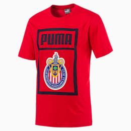 Chivas Men Tee, Puma Red, small