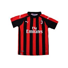 AC Milan Kids' Home Replica Jersey