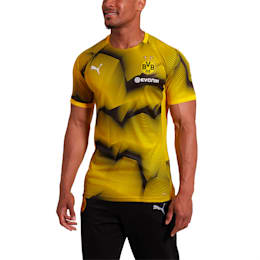 BVB Stadium Graphic Jersey, cyber yellow-Cyber Yellow, small