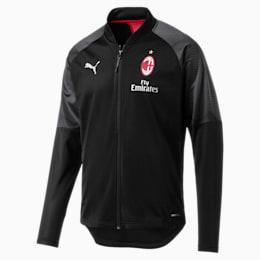 AC Milan Stadium Men's Poly Jacket