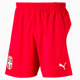 Serbia Home Short, Puma Red-Puma White, small