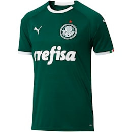 Palmeiras Replica Home Jersey, Pepper Green, small