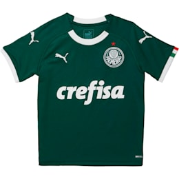 Palmeiras Home Replica Jersey I JR, Pepper Green, small