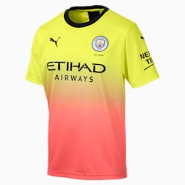 Meska replika koszulki alternatywnej Man City