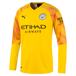 Man City Men's Replica Goalkeeper Jersey
