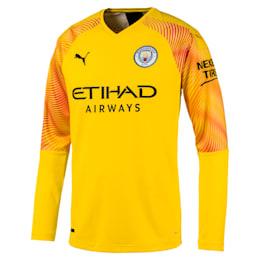 Manchester City Herren Replica Torwarttrikot