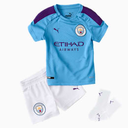 Mini Kit principal do Man City para bebé