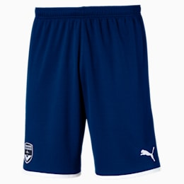 Girondins De Bordeaux Men's Replica Shorts, Puma New Navy, small