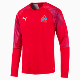 Olympique de Marseille Herren Replica Torwarttrikot, Puma Red, small