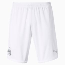 Olympique de Marseille Herren Replica Shorts, Puma White-High Rise, small