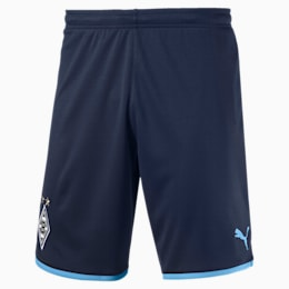Borussia Mönchengladbach Replica Men's Shorts, Peacoat, small