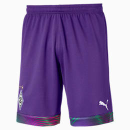 Borussia Mönchengladbach Men's Goalkeeper Replica Shorts, Prism Violet, small