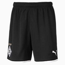 Borussia Mönchengladbach Kids' Replica Shorts, Puma Black, small