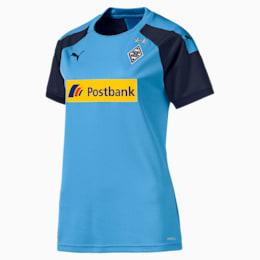 Borussia Mönchengladbach Women's Away Replica Jersey, Team Light Blue-Peacoat, small