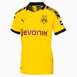 BVB REPLICA HJEMMEBANETRØJE TIL DAMER, Cyber Yellow-Puma Black, small