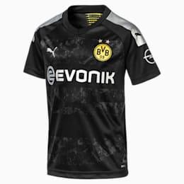BVB Jungen Replica Auswärtstrikot, Puma Black, small