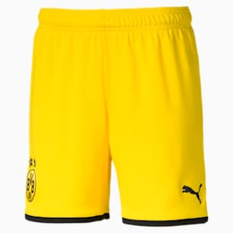 Short VB Replica pour enfant, Cyber Yellow-Puma Black, small